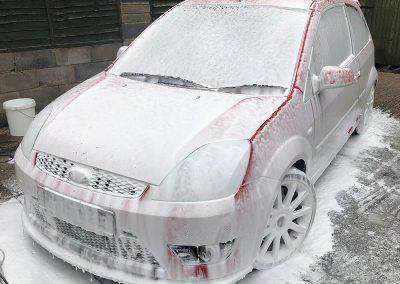 Car Maintenance Wash