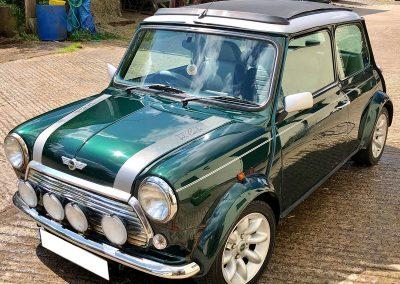 Mini Car Valet