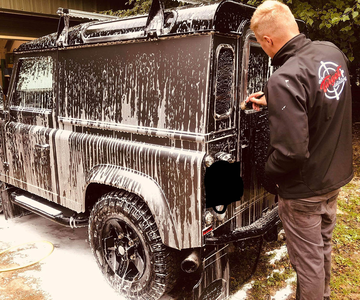 Jeep Valet